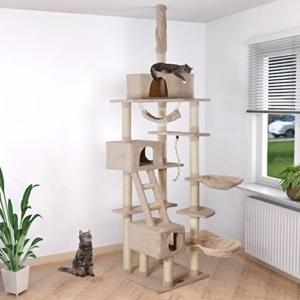 Katze an Kratzbaum gewöhnen, Stabilität