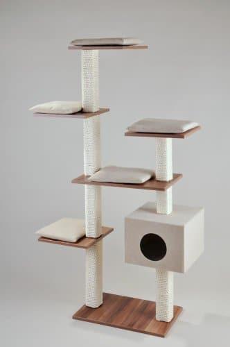 holz kratzbaum cosy naturkratzbaum ansehen und kaufen. Black Bedroom Furniture Sets. Home Design Ideas