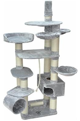 Katzen-Kratzbaum XXL Taurus für große und schwere Katzen