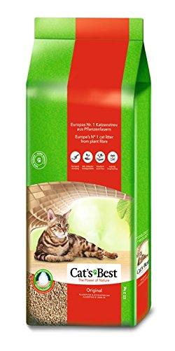 Cat's Best Öko Plus Katzenstreu, 40 Liter