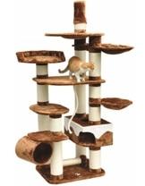 Katzen-Kratzbaum XXL Taurus. große und schwere Katze, deckenhoch