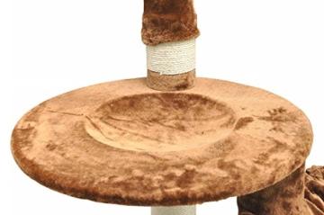 Katzen-Kratzbaum XXL Taurus. große und schwere Katze, deckenhoch 5