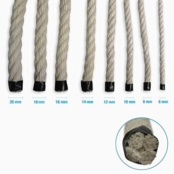 Sisal-Seil Ø 10 mm, 50 Meter, für Kratzbaum, Grevinga 2